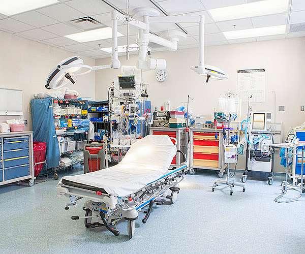 Implantação de grupos geradores na área da saúde