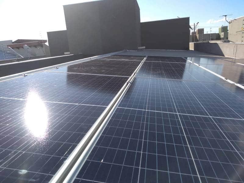 Sistema On-Grid 3,685 kWp
