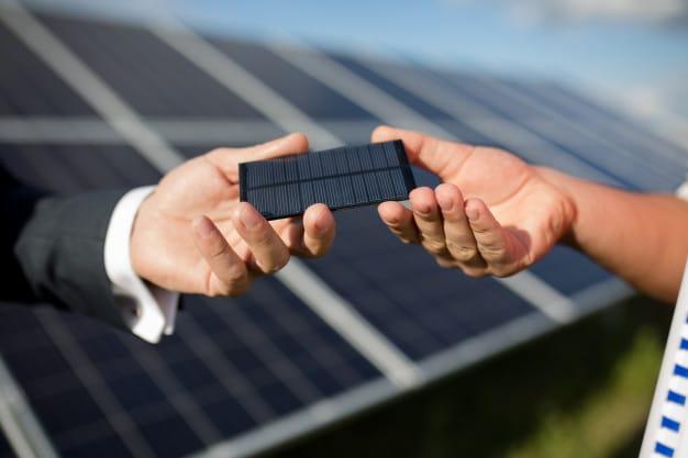 Um país de grande potencial solar