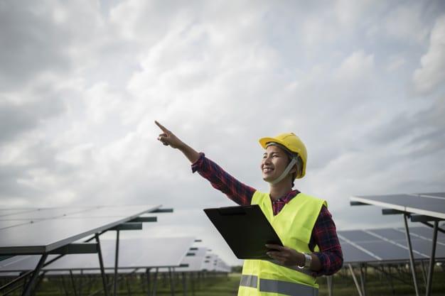 Atualmente, a energia solar fotovoltaica tem uma taxa excelente decusto-benefício.