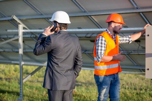 Como começou a energia solar no Brasil