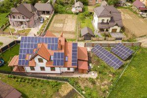 geração solar fotovoltaica de energia elétrica