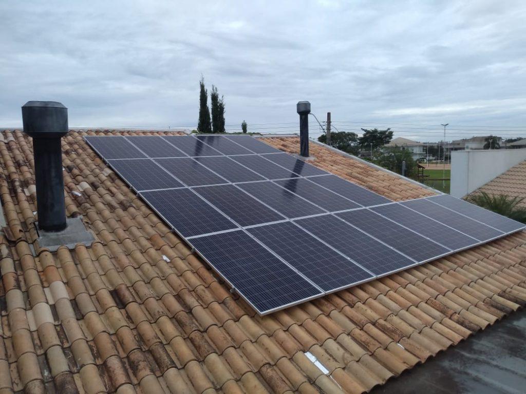 Entenda o funcionamento da energia solar residencial