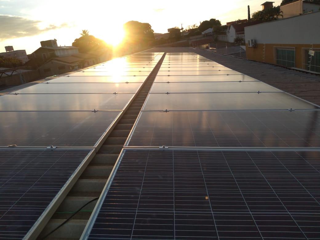 A energia solar é positiva para o meio-ambiente