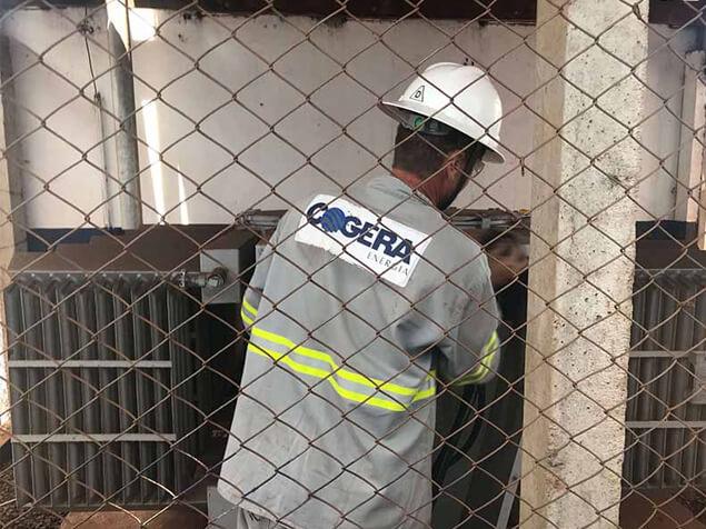 Subestação de Energia - Projetos de implantação de subestações de energia