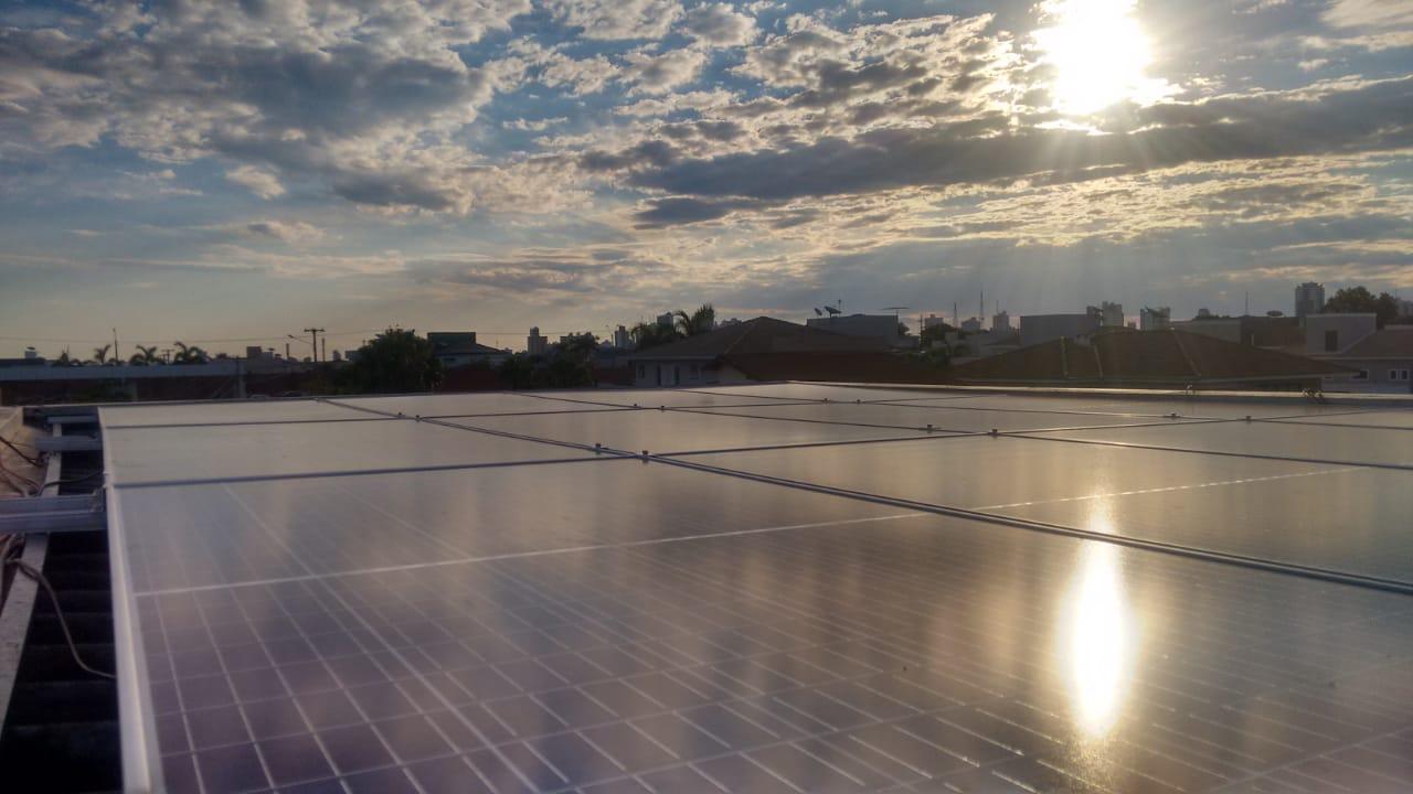 Vantagens da produção de energia solar