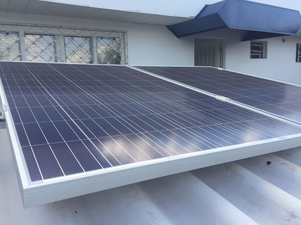 Energia sustentável para residências