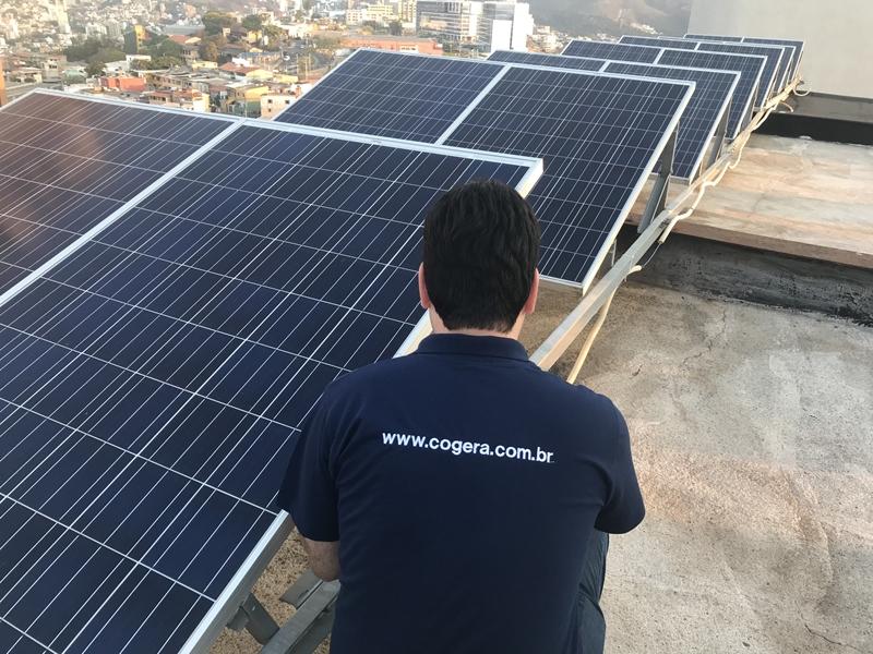 Instalação de painel solar fotovoltaico passo a passo