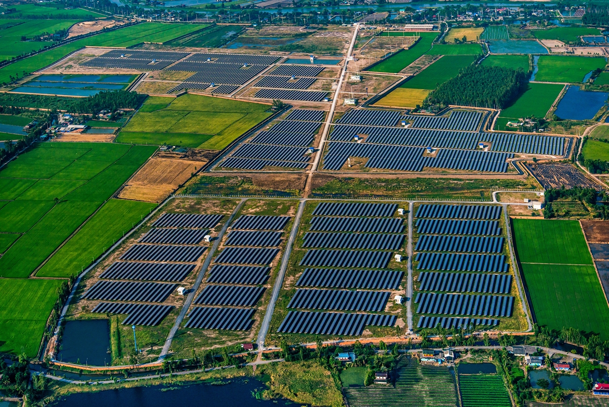 O que são usinas solares