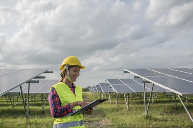 Rede de Energia Solar